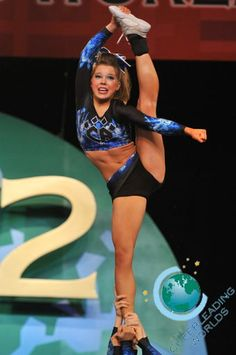 Fiercekatz!, bow and arrow, cheer, stunt, cheerleader, cheerleading from Kythoni's Cheerleading: Stunts board http://pinterest.com/kythoni/cheerleading-stunts-bow-arrow-heel-stretch-scorpio/ m.54.6 #KyFun