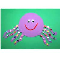 paper plate octopus - Google Search