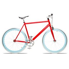 I love the colors and that it's single speed. I don't live in the woods, sothis is perfect. The Ocean Front Walk now featured on Fab for $299