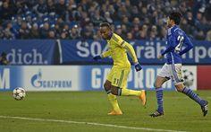 Drogba (x4) (Schalke 0 Chelsea 5)