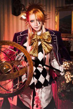 Joker | Kuroshitsuji #cosplay #anime