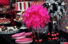 Hot Pink Casino Party