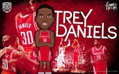 Troy «Trey» Daniels   From Da Bench