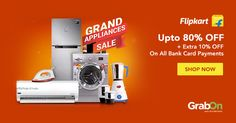 All You Need Is A Good #Offer To Lift Your Mood! #GrandAppliancesSale #Sale #Deals #SaveOnGrabOn