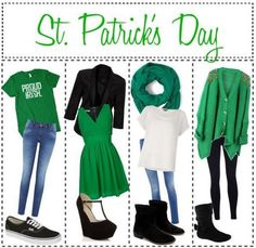 26 Ideas Of St Patricks Day Outfits Green Is Everywhere My