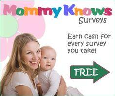 Make Extra Cash With Mommy Surveys - www.savingeveryda...