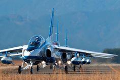 JSDAF Blue Impulse demonstration team