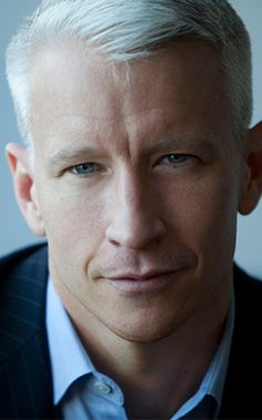 Raised on Manhattan's #UpperEastSide, CNN Anchor, Anderson Cooper #NYC #BornandBred