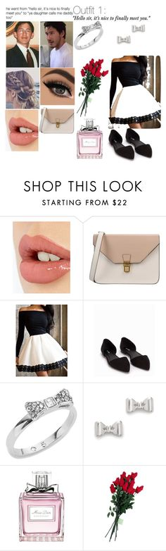 """""""#Markiplier outfit 1"""" by abbyvg-99 on Polyvore featuring Charlotte Tilbury, 8, Nly Shoes, Kate Spade, Marc by Marc Jacobs, Christian Dior and Hanky Panky"""