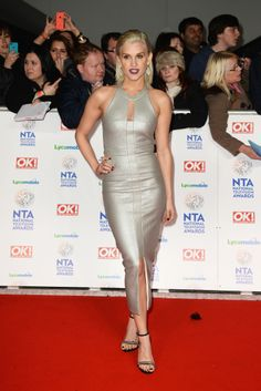 Ashley Roberts in Manning Cartell | 2014 National Television Awards