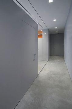 porte scorrevoli filo muro | Porte interne | Pinterest | Loft ...