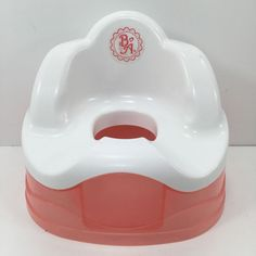Hasbro Baby Alive Original Pink White Potty Toilet 08 | eBay