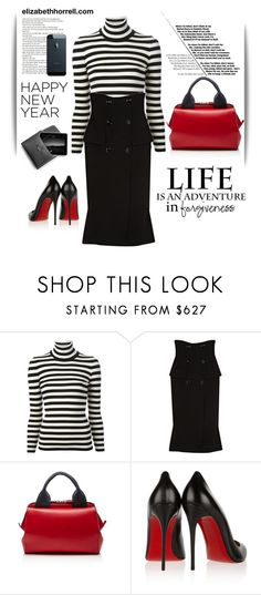 LIZ by elizabethhorrell on Polyvore featuring Gucci, Alexander McQueen, Christian Louboutin and Marni