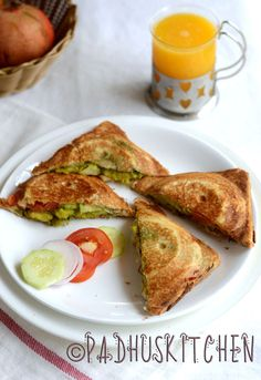 Bombay Masala Toast- Simple and Easy to prepare-Makes a delicious and filling breakfast or lunch