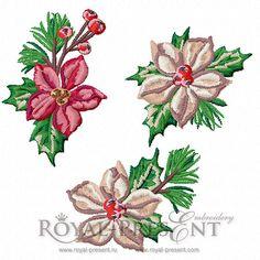 Machine Embroidery Designs Christmas by RoyalPresentEmb on Etsy