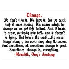 Change Quote Poster