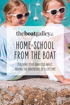 It's not easy for cruising parents to become teachers--especially if they've never done it before. Here's advice from a teacher on how to do it. Living On A Boat, Key Stage 1, Primary School Teacher, Teaching Time, Forest School, A Classroom, School Lessons, School Days, Kids Learning