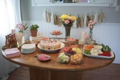 Beautiful Baby Shower - Ideas for a lovely party
