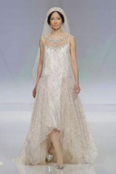 Pasarela BBFW 2016 vestidos de Novia de marylise rembo styling 50