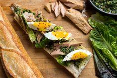 NYT Cooking: Italian-Style Tuna Sandwich