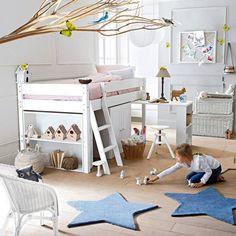 lit avec rangement intégré chambre d'enfant La Redoute Intérieurs