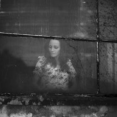 pentacon six, Carl Zeiss biometar 80 mm. In People, Portrait, Female. Untitled, photography by Dariusz Murański. Image #417212