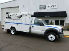 USED 2006 FORD UTILITY F-550 #truck