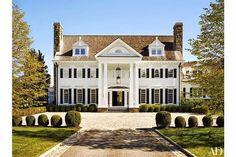A linda casa de Thalia e Tommy Mottola