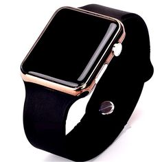 Style: Casual, Sports, FashionGender: MenItem Type: Digital Wrist WatchesBand Material: RubberBandwidth: 21mmCase Shape: SquareMovement: DigitalModel Number: WristWatchClasp: Leather Imitation Buckles / ClaspsCase Material and Cases: PaperDiameter of the dial: 38mmFeatures: Water Resistant, Shock Resistant,led time dis