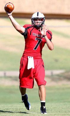 Seth Doege, Texas Tech Red Raiders