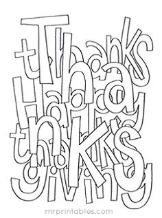 thanksgiving coloring page buy a box of crayons at the dollar store and print this