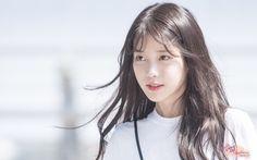160708 IU @ Incheon Airport departing for GuangZhou by 미스터신iu Iu Hair, Love U Forever, Long Hair Styles, Beauty, Incheon, Guangzhou, Random, Depression, Twins