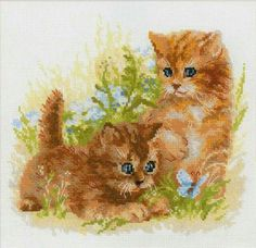 Cross stitch supplies from Gvello Stitch Inc. Hundreds of cross stitch products available delivered world-wide at affordable prices. We sell cross stitch kits, needles, things you need to make beautiful cross stitch designs. Cross Stitch Needles, Cross Stitch Embroidery, Cross Stitch Patterns, Gato Animal, Gatos Cats, Art Japonais, Cross Stitch Pictures, Cat Decor, Counted Cross Stitch Kits