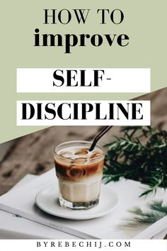 6 Tips to improve Self-Discipline. How to be more self-disciplined, productive and succesful person. Mastering self-discipline makes the difference between struggling on your way to a successful life or getting there easy, painless and fast. Wellness Tips, Health And Wellness, How To Better Yourself, Improve Yourself, Self Discipline, Self Development, Personal Development, Leadership Development, Self Improvement Tips