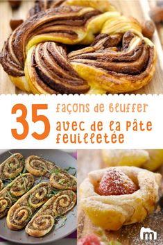 98 Meilleures Images Du Tableau Pate Feuilletee Buffet Drinks Et