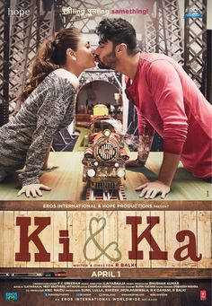 Ki and Ka Official Trailer songs with english star cast release date Arjun Kapoor Kareena Kapoor Khan Amitabh Bachchan Jaya Bachchan and more info Bollywood Posters, Bollywood Songs, Bollywood News, Free Movie Downloads, Arjun Kapoor, Movies Box, Movies To Watch Free, Movies Free, Movie Releases