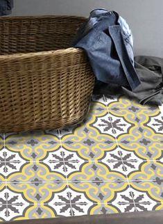 Tile Stickers Decal for Backsplash Kithchen or Floor Turkish ZK01