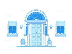 And Another Project: The Blue Period – Muzli - Design Inspiration