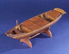Fishing vessel; Sampan - National Maritime Museum
