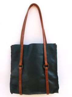 Cibado leather bag