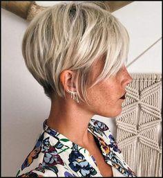 116 besten Frisuren Bilder auf Pinterest | Kurzes haar, Anfangen ... | Einfache Frisuren