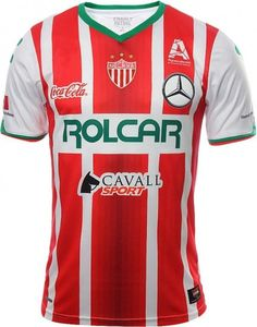 e984e8048 Club Necaxa 2017-18 Season Home Liga MX Shirt Jersey Club Necaxa 2017-18  Season Home Liga MX Shirt Jersey