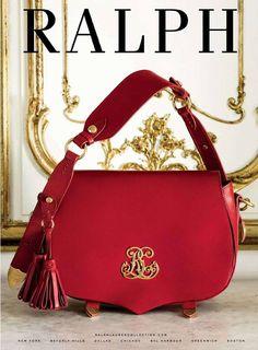 Ralph Lauren Seguici diventa nostra fan ed entrerai nel mondo fantastico del Glamour  bags bag borse fashion chic luxury street style moda donna