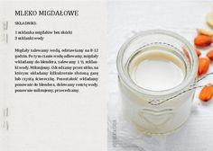 Mleko migdałowe [Magazyn Apetyt. Issuu]