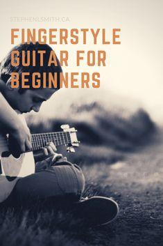 The easiest beginner method for fingerstyle guitar! Great Guitar Songs, Guitar Chords For Songs, Music Guitar, Playing Guitar, Learning Guitar, Ukulele Tabs, Music Music, Sheet Music, Fingerstyle Guitar Lessons