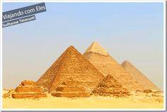 Viajar para o Egito e conhecer as Pirâmides de Giza, um lugar incrível com uma energia difícil de explicar, é provavelmente a viagem dos sonhos de todos que gostam de conhecer um pouco sobre a história da humanidade. São seis pirâmides em Giza, além de outras três também nos arredores de Cairo.