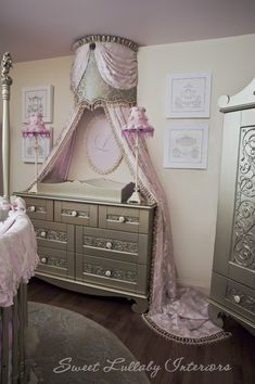 Custom designed nurseries by Cheryl of Sweet Lullaby, Wyckoff NJ 201-485-7571.