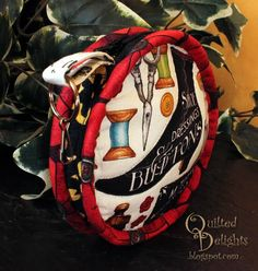 Quilted Delights: She Who Sews Blog Hop