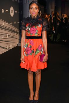 Naomie Harris in Gucci - The British Independent Film Awards, London - December 4 2016