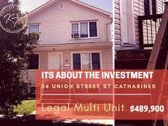 Your Niagara Real Estate portal full of up to date information for both Buyers and Sellers. Niagara Region, St Catharines, Sales Representative, Real Estate, The Unit, Outdoor Decor, Real Estates